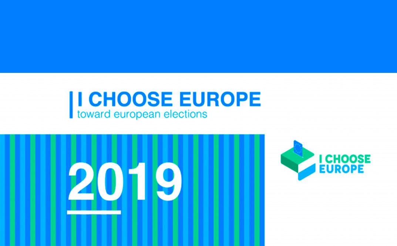 Eurovaalitunnelmia Pariisista