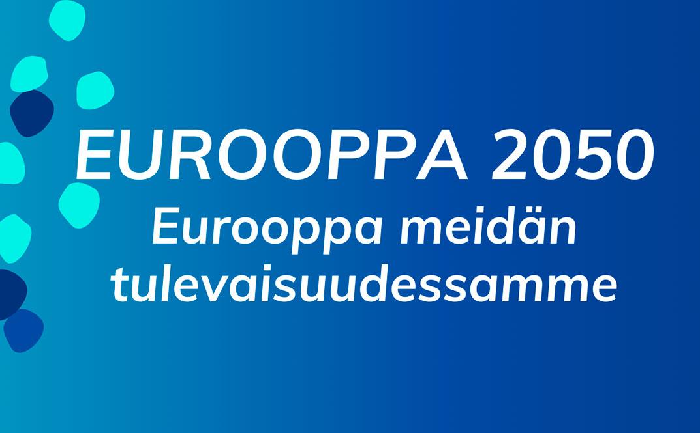 Eurooppa vuonna 2050