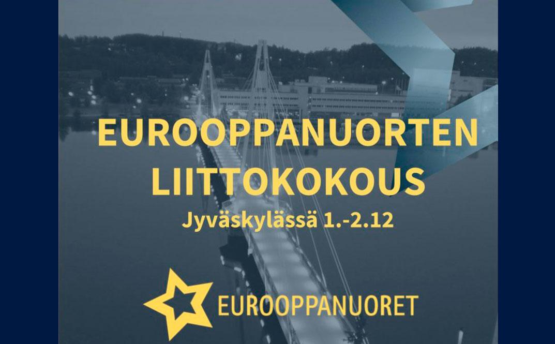 eurooppanuoret liittokokous
